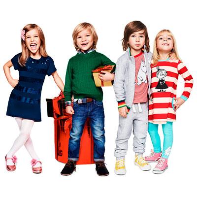 логотип категории Детская одежда