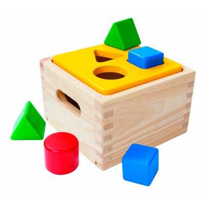 логотип категории Игрушки из дерева
