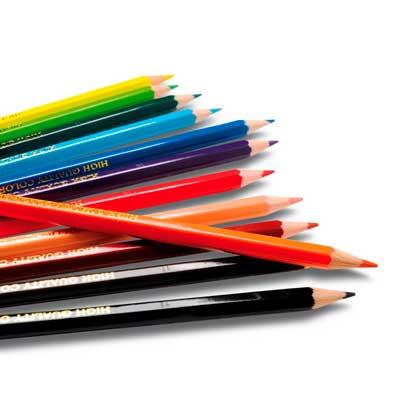 логотип категории Карандаши цветные