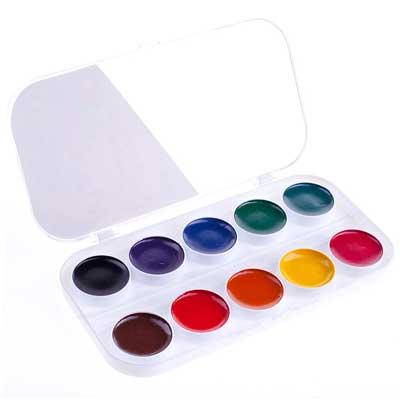 логотип категории Краски акварельные
