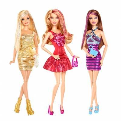 логотип категории Куклы популярные