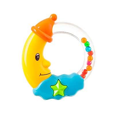 логотип категории Погремушки, пищалки, заводные игрушки