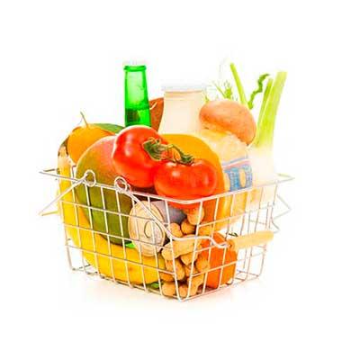 логотип категории Продукты питания