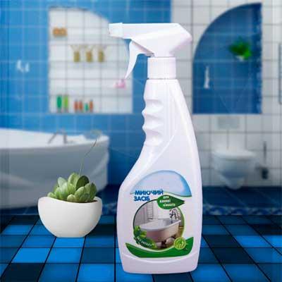 Средства для туалетов и ванных комнат
