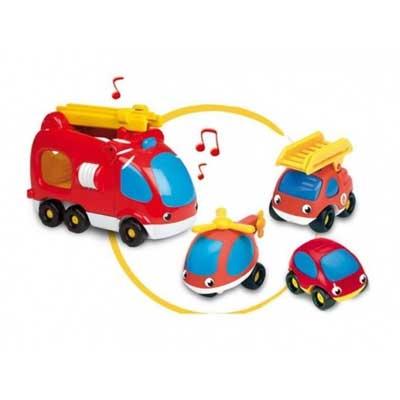 логотип категории Транспорт игрушечный