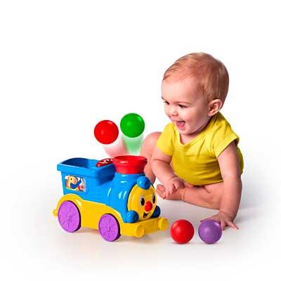 логотип категории Игрушки для малышей