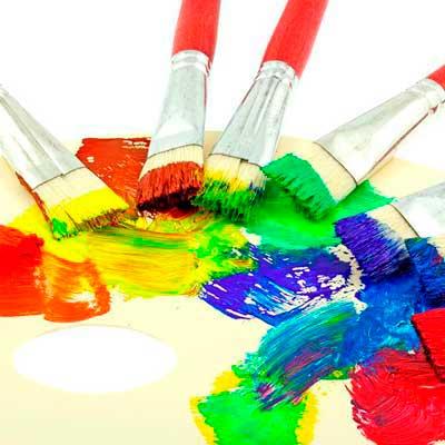 логотип категории Краски