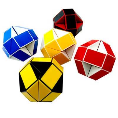 Кубики, головоломки, логика