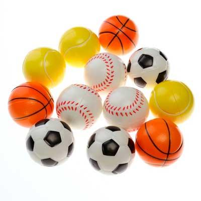 Мячи спортивные