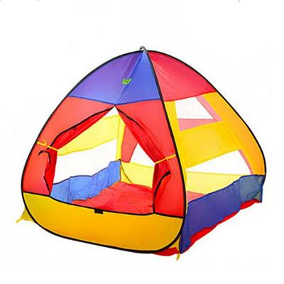 Палатки, домики, корзины для игрушек