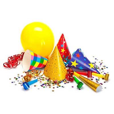 логотип категории Товары для праздника