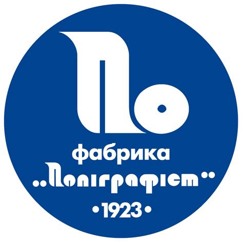 логотип Поліграфіст